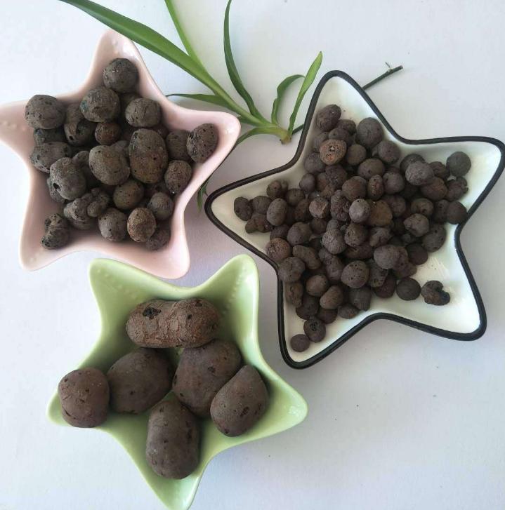 轻质页岩陶粒3-6mm